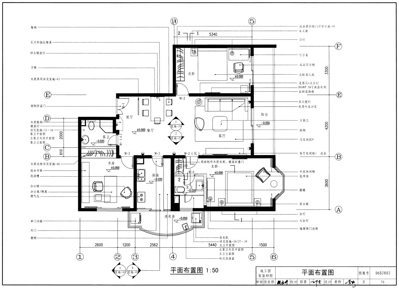本图集根据《建筑工程设计文件编制深度规定》2008年版(以下简称《深度规定》)及修编中的《房屋建筑制图统一标准》GB/T50001、《建筑制图标准》GB/T50104的报批稿编制的,适用于建筑室内装修设计。 由于《深度规定》中,对室内设计缺乏具体规定。中国建筑装饰协会与中国建筑标准设计研究院根据国内建筑装饰行业发展情况,在经过大量调研、座谈交流、广泛征求意见基础上,组织专业人员通过本图集,在《深度规定》基础上,补充完善室内施工图设计深度的文字要求,并本着方便施工、删繁就简、表达清楚、保证质量的原
